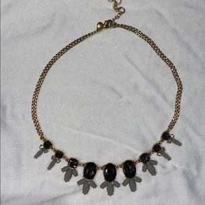 J.Crew Grey necklace